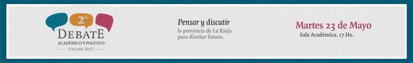 Debate Legislativo 2017