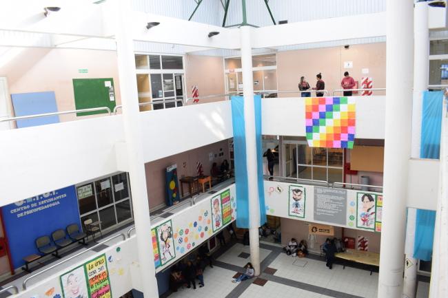 Llamado a selección de docentes interinos para el Departamento de Ciencias Humanas