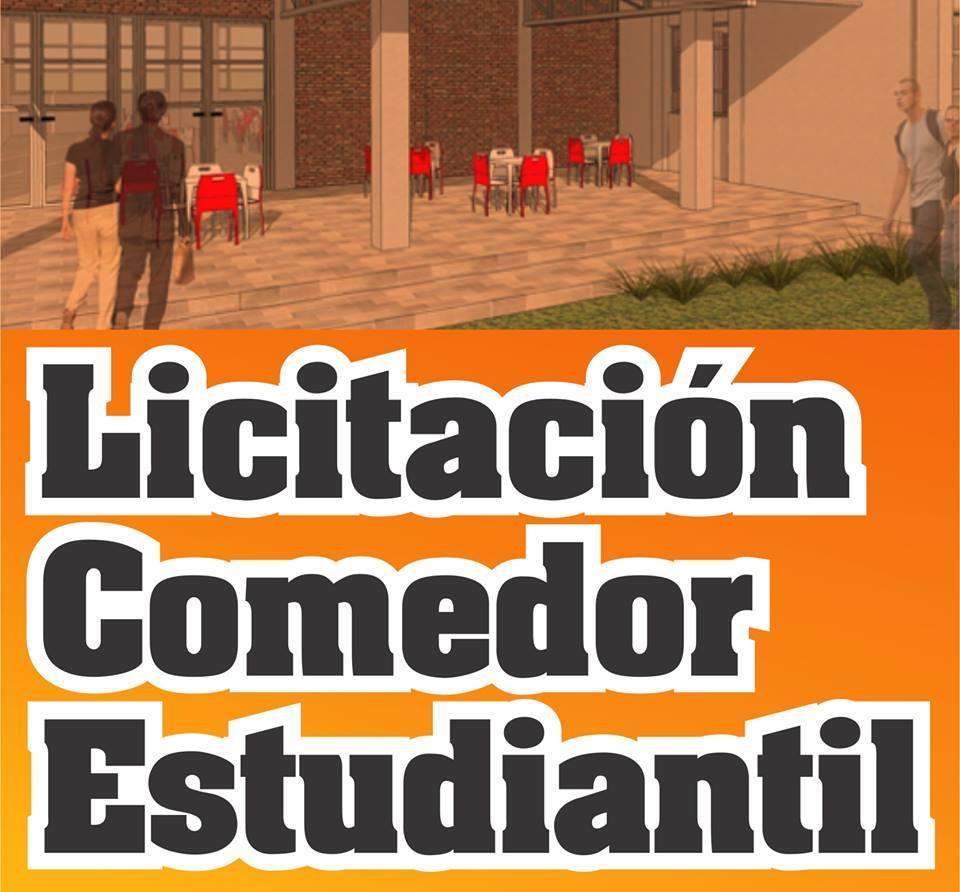 Universidad nacional de la rioja for Comedor estudiantil