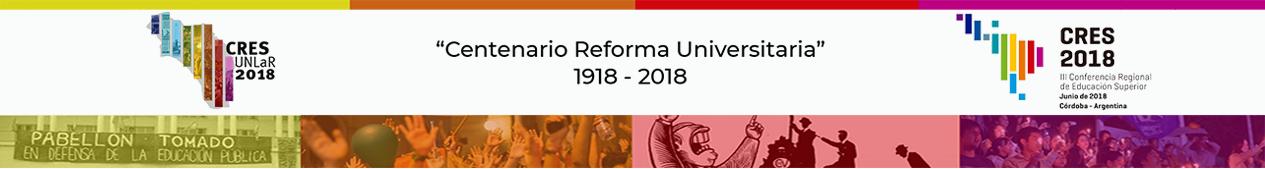 Centenario Reforma Universitaria